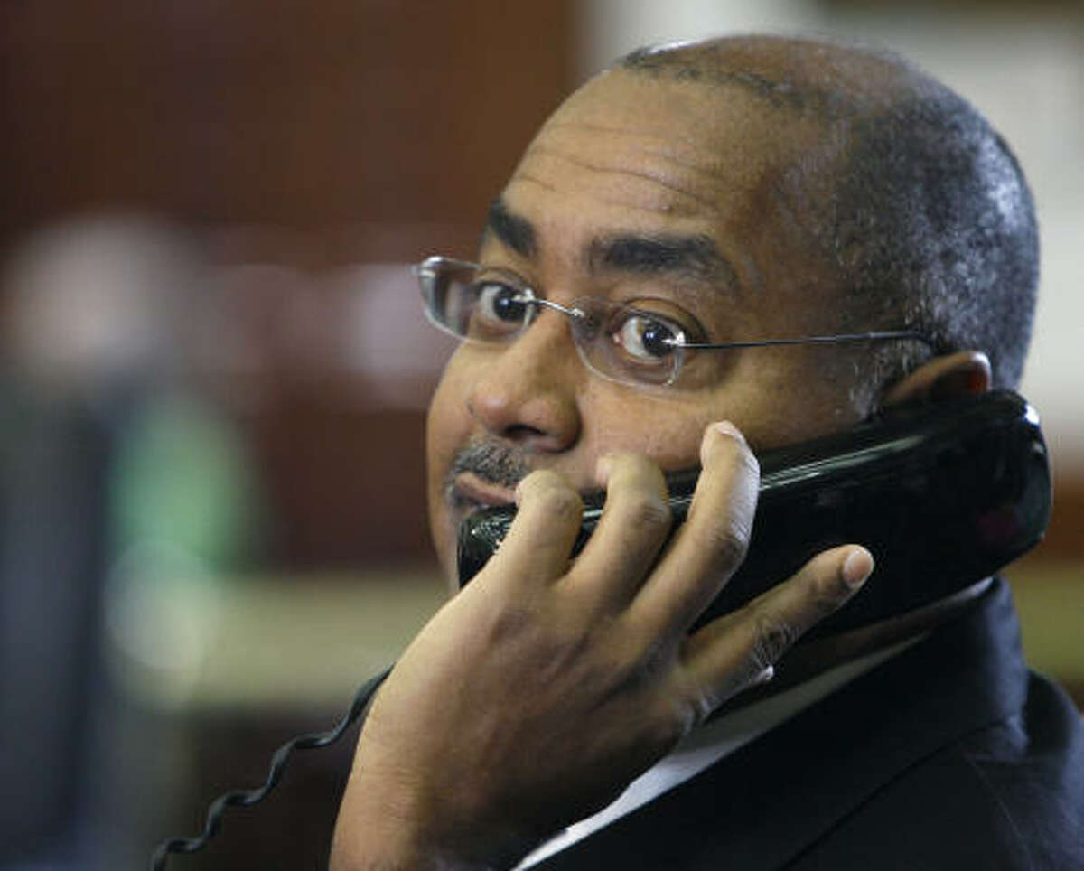Sen. Rodney Ellis, D-Houston, wants to give Harris County the power to ban dangerous pets in SB 349 and is pushing another measure, SB 254, that has been expanded to allow the state's four largest counties — Harris, Dallas, Tarrant and Bexar — to regulate animal sales by roadsides and in parking lots in unincorporated areas.