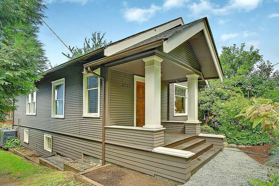 The sellers of this house, between Fremont and Ballard, got two offers when they started accepting them a week after listing the home on July 29. Photo: Windermere Real Estate