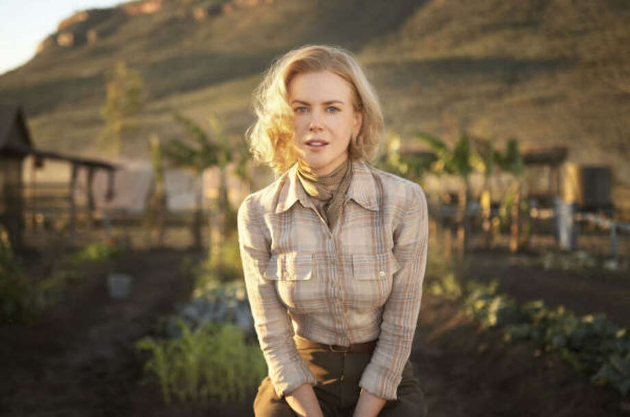Nicole Kidman portrays Sarah, a woman who undertakes a profound journey of self-discovery across Australia. Photo: MCT