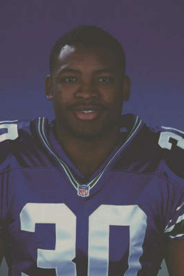 1998A junior out of Nebraska, Ahman Green was drafted by the Seattle Seahawks with the 76th overall pick. Photo: NFL