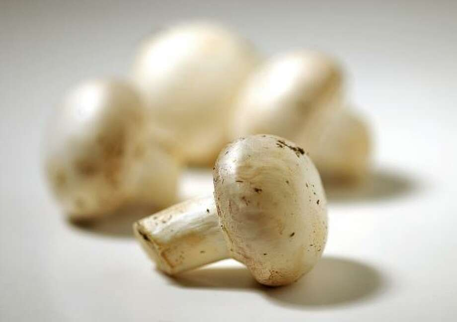 Button mushrooms: 2. What food do you hate? Read the blog and leave your opinion here. Photo: BOB FILA, KRT