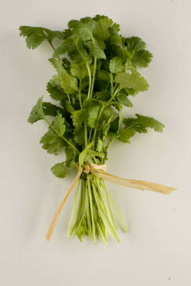 What more can be taken from us?!?!First Blue Bell and now cilantro? What else is going to be ripped from our essential diet as Texans? Keep clicking for the 33 essential Texas food items and let us know which you couldn't do without in the comments below.  Photo: Sharon Steinmann, Houston Chronicle
