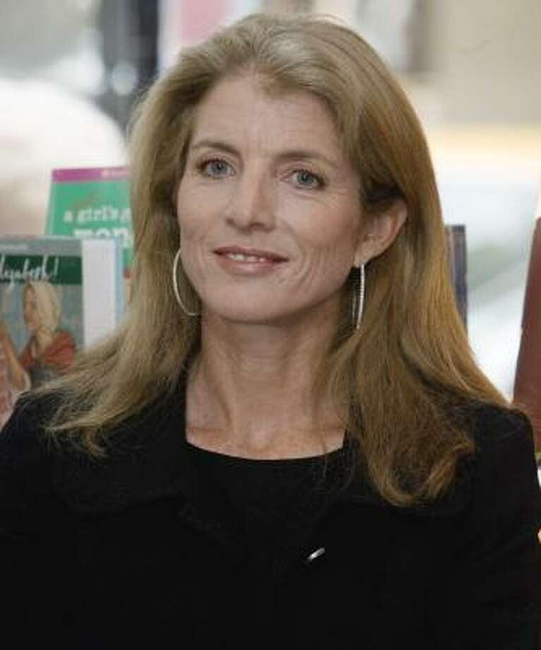 Over the years, Caroline Kennedy sometimes wondered about a third-grader who wrote to her father, President Kennedy, worried that Russian bomb tests at the North Pole would kill Santa Claus. Kennedy finally got to meet her during a segment of ABC's Good Morning America that aired Monday. Photo: RICHARD DREW, AP