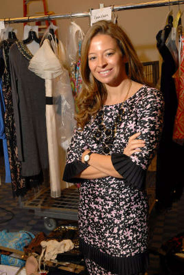 Milly designer Michelle Smith. Photo: Dave Rossman, For The Chronicle