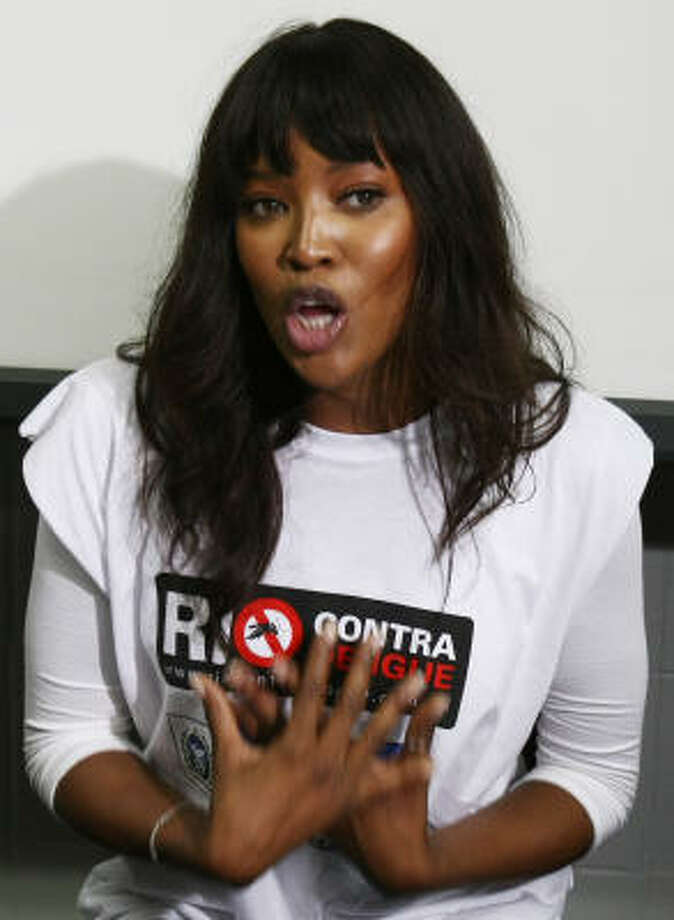 Few mean girls are as prolific as Naomi Campbell. Since 1998, she's been accused of kicking and slapping a housemaid, beating an assistant with her BlackBerry, throwing a cellphone at a housekeeper, and verbally and physically abusing an employee. On three continents. Photo: VANDERLEI ALMEIDA, AFP/Getty Images