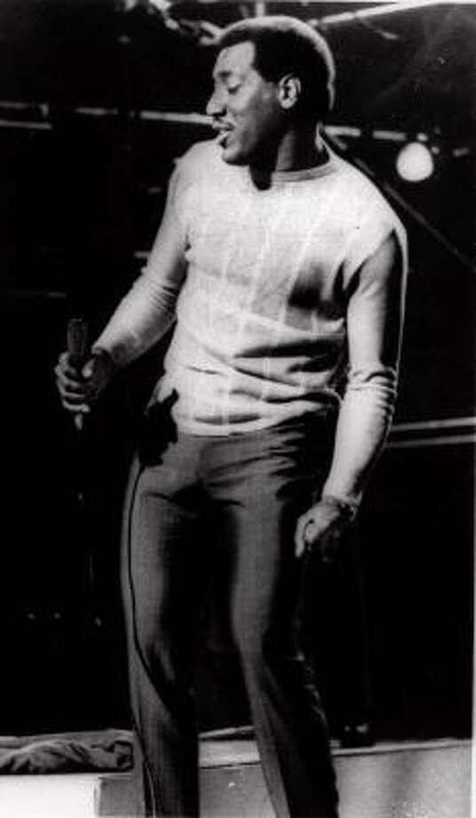 Dec. 10, 1967: Soul singer Otis Redding died when his plane crashed into a lake near Madison, Wis. Photo: Associated Press