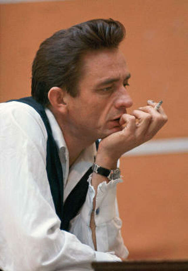 Johnny Cash Photo: Don Hunstein, Sony/BMG