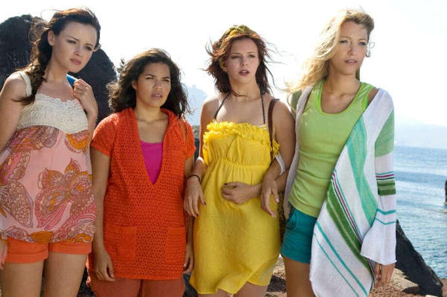 The Sisterhood of the Traveling Pants 2 Photo: Phil Caruso, VIA BLOOMBERG NEWS