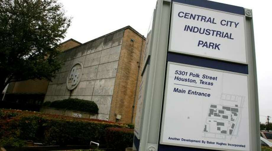 The Central City Industrial Park has been sold to Pelec Central City. Photo: SHARÓN STEINMANN, CHRONICLE