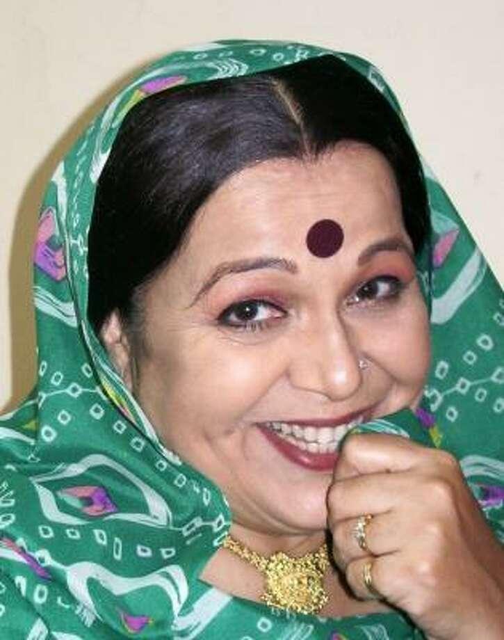 Actress Rohini Hattangadi. Photo: Catch Rhythms