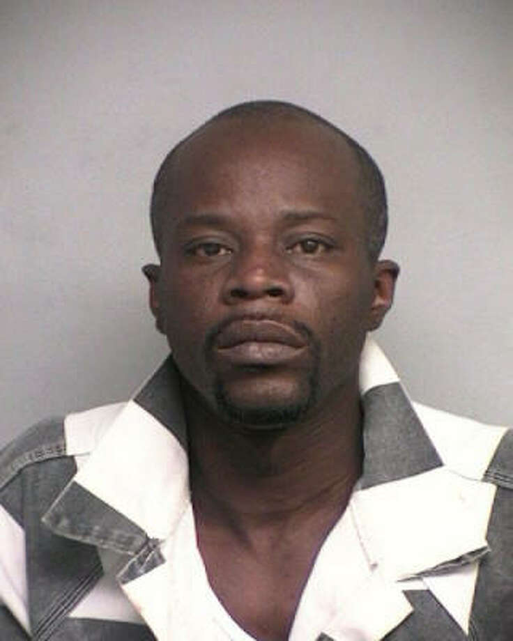 Roosevelt Smith Jr., shown in this October 2005 photo, has been sentenced to death for killing 77-year-old Betty Blair of Pasadena. Two other suspects are awaiting trial. Photo: Pasadena Police Deptatment