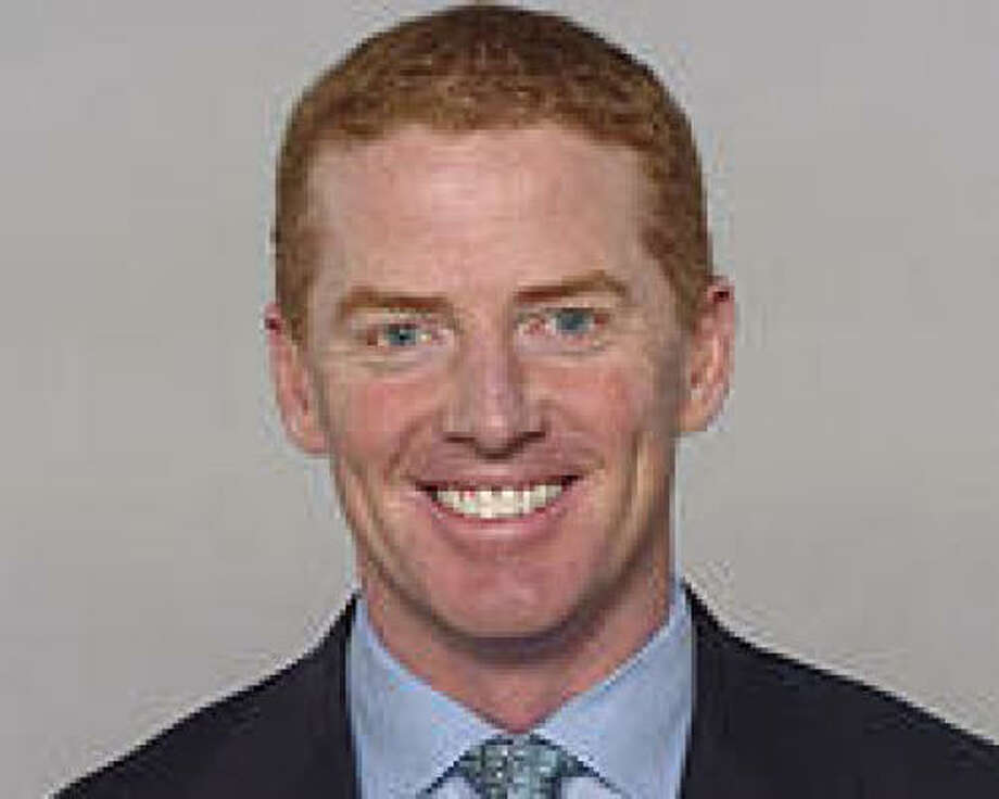 It's official: Jason Garrett, who cut his NFL coaching teeth as an assistant with the Miami Dolphins, is Wade Phillips' new offensive coordinator. Photo: AP