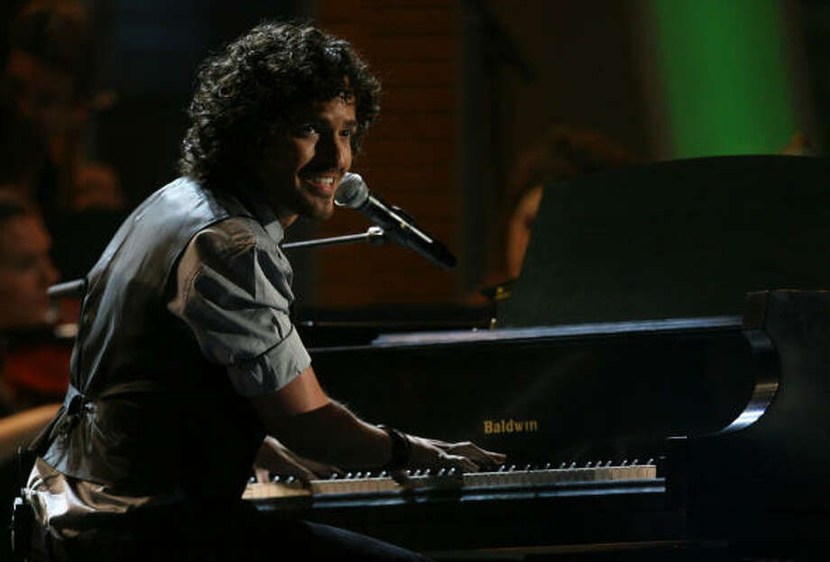 Tommy Torres Photo: Mayra Beltran, Chronicle