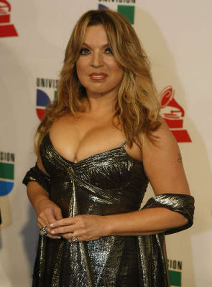 Ednita Nazario Photo: Julio Cortez, Chronicle