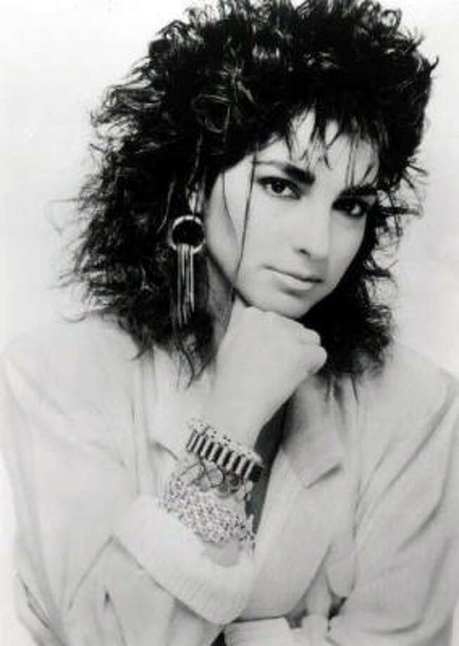 Gloria Estefan in her early years Photo: Randee St.Nicholas, Epic