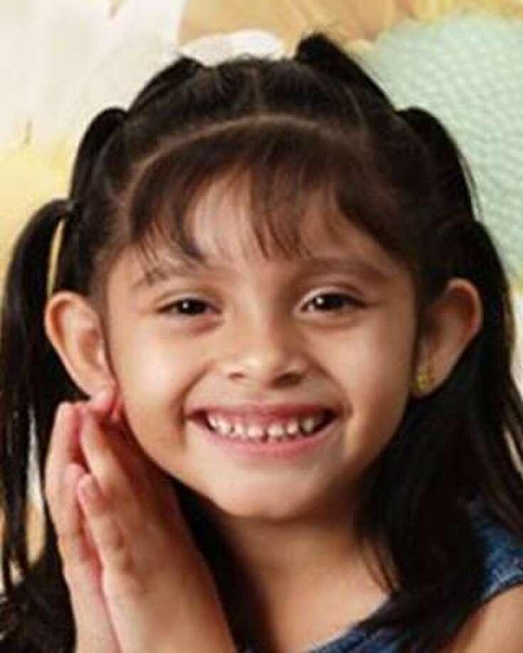 Alondra Diaz-Garcia was last seen June 1 at a southwest Houston McDonald's. Photo: National Center For Missing & Exploited Children