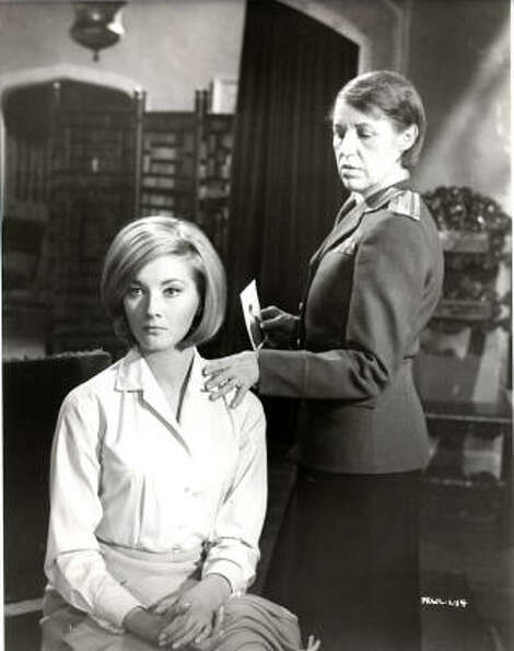 Best BAD Bond Women: 1. Rosa Klebb (Lotte Lenya), right, in From Russia With Love (1
