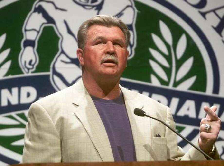 Mike Ditka has been championing the cause of former players. Photo: JOE RAYMOND, AP