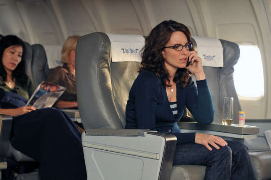 Tina Fey stars as Liz Lemon on 30 Rock. Photo: Nicole Rivelli, NBC