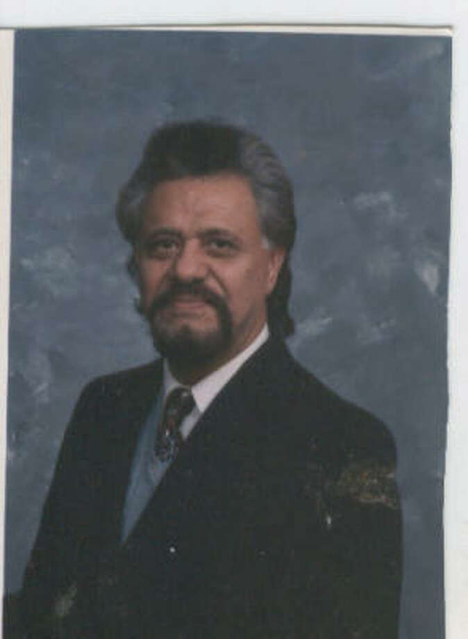 """Michael Augustine Garcia, 77, died at home on Dec. 2,. An artist who owned """"Michael Angelo's Beauty Salon"""" after graduating from Sam Houston High School and serving in the Marine Corps."""