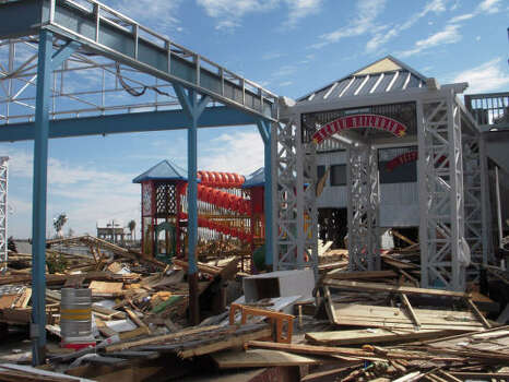 From the Kemah Boardwalk Photo: Barbara Lindsey, Chronicle