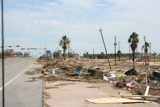 East Beach/Seawall in Galveston Photo: GEne Haddock, Chronicle Vice President, Circulation