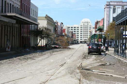 "The ""Strand"" in Galveston Photo: Gene Haddock, Chronicle Vice President, Circulation"