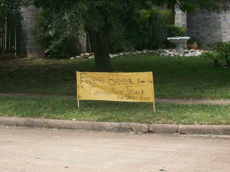 """We can always hope!"" Photo: Soccershotz, Chron.commons Member"