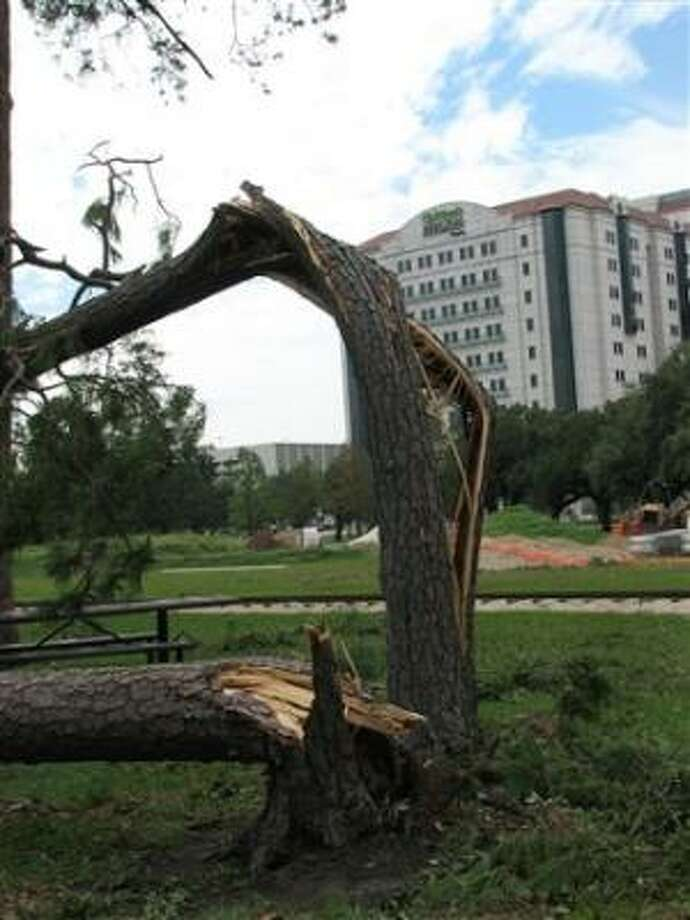 Hermann Park Memorial Hermann Photo: MoPeo, Chron.commons