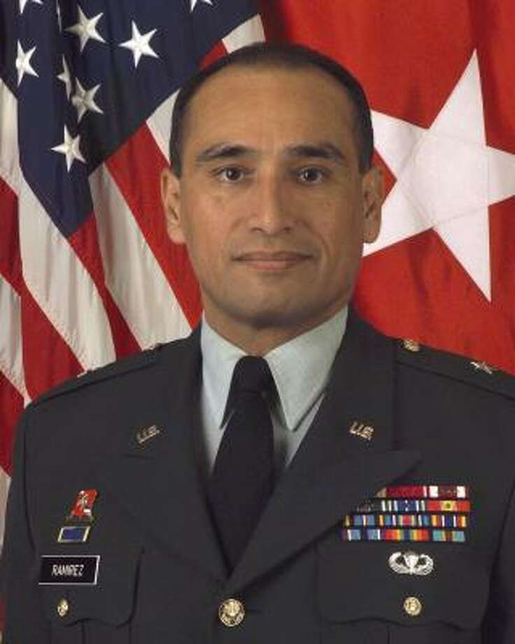 Stephen F. Austin High School class of 1975 alum U.S. Army Brig. Gen. Joe E. Ramirez is serving in Korea. Though he is unable to attend the 70th anniversary service, he sent a letter that will be read at the event.