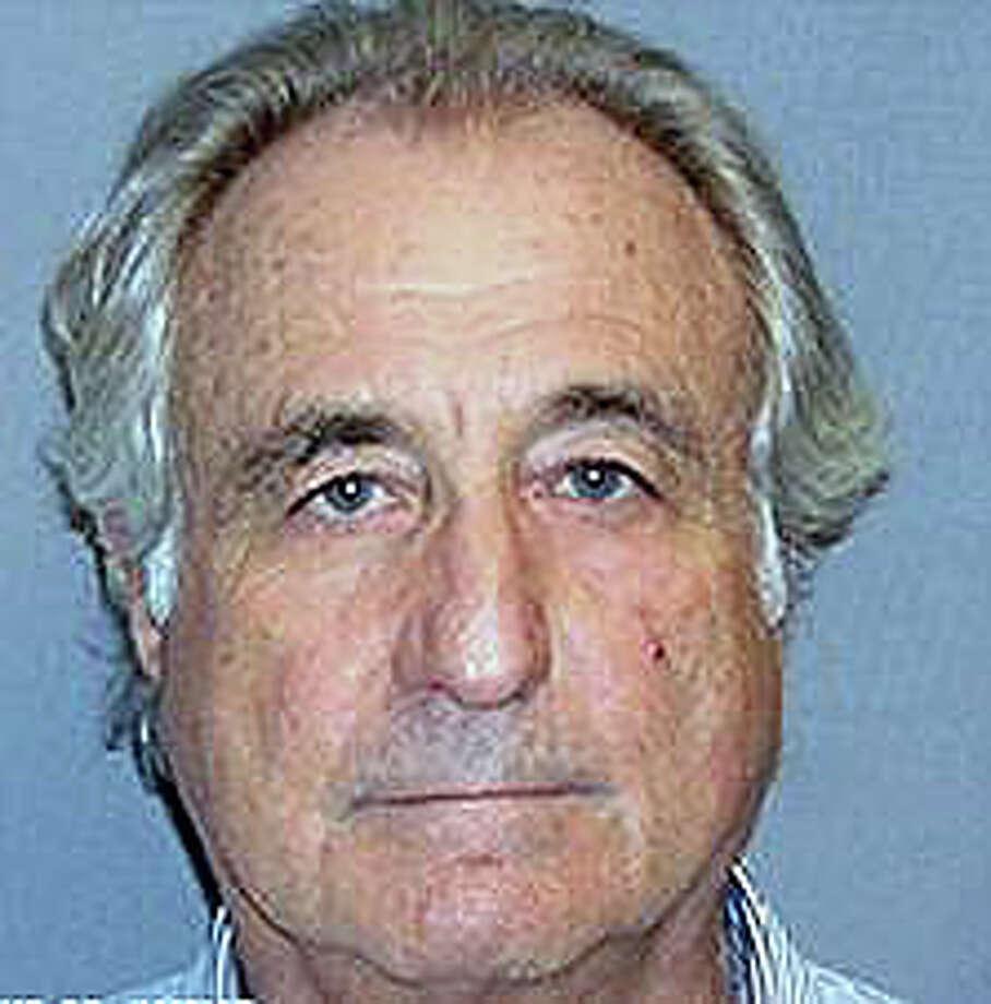 Bernard Madoff Photo: Contributed Photo / Fairfield Citizen