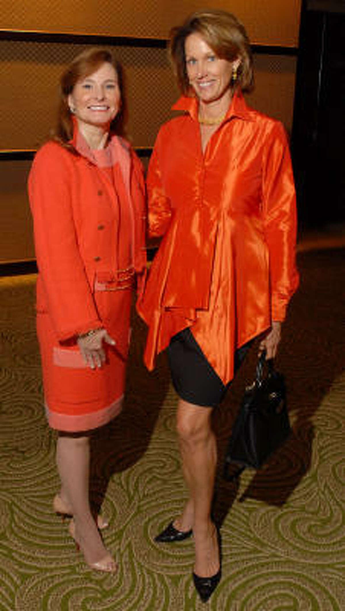 Ann Short and Barbara Aksamit