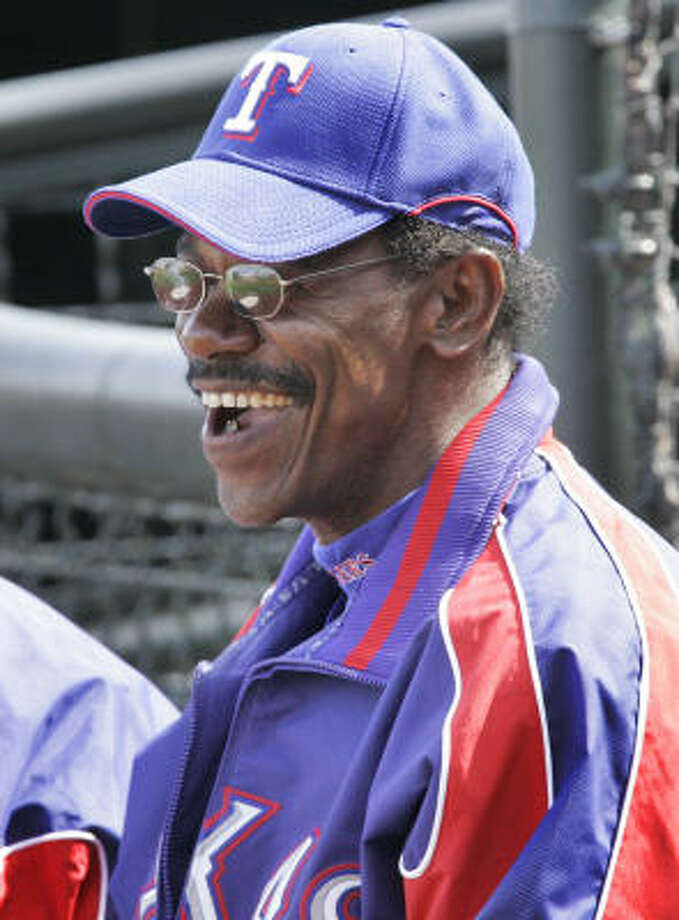 First-year Rangers manager Ron Washington says the fact his team is focused on getting better is a good sign. Photo: Orlin Wagner, AP