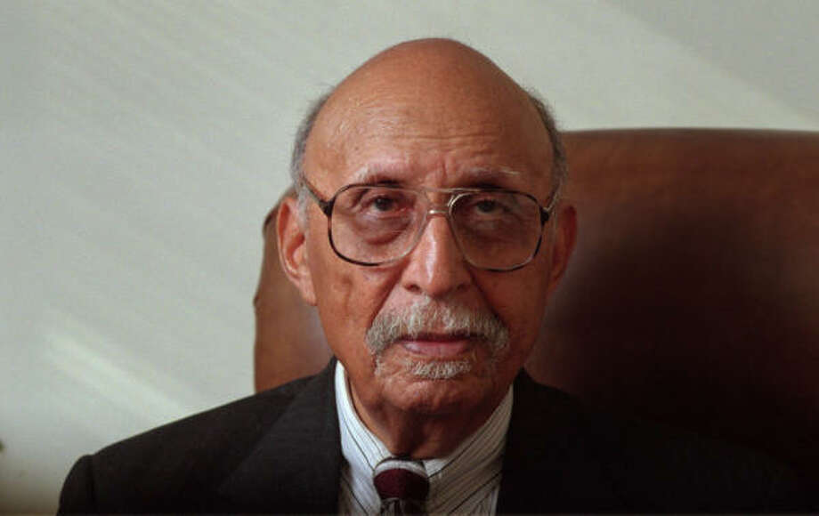 Oliver W. Hill remained active in social and civil rights causes. Photo: Eric Brady, Associated Press File