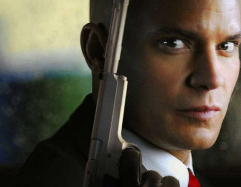 Based on the hit video game, Hitman stars Timothy Olyphant as Agent 47, a genetically-engineered assassin paid by a group known as The Agency. Photo: 20th Century Fox