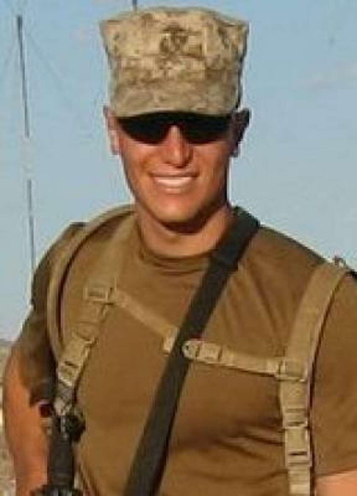 Marine Lt.Nathan Krissoff, 25, was killed last year in a bomb explosion.