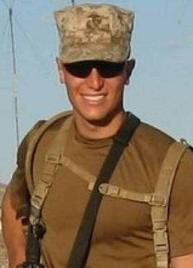 Marine Lt.Nathan Krissoff, 25, was killed last year in a bomb explosion. Photo: FAMILY PHOTO