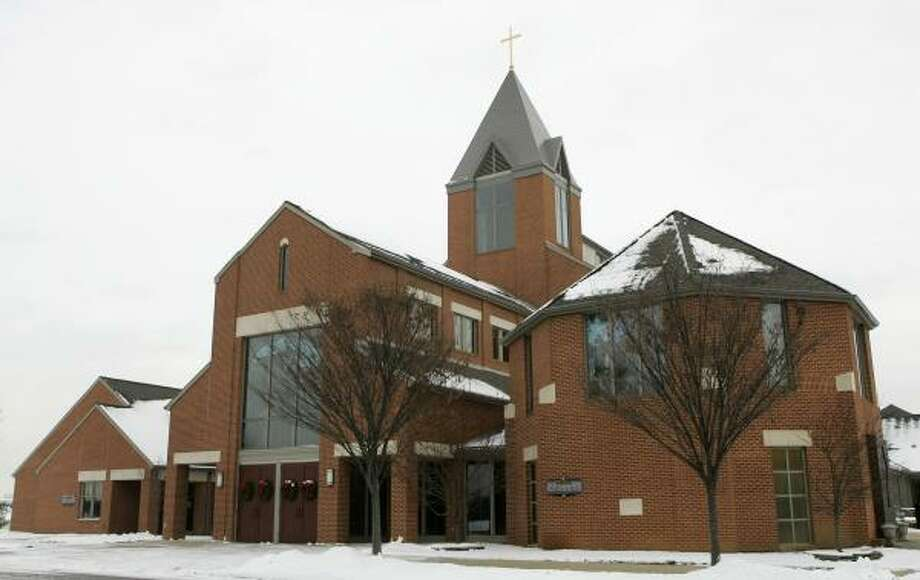 St. Paul United Methodist Church in Chambersburg, Pa., was torched by a burglar. It was rebuilt, but the incarcerated felon contributed only a fraction of the cash a court ordered him to pay for the damage. Photo: CAROLYN KASTER, ASSOCIATED PRESS