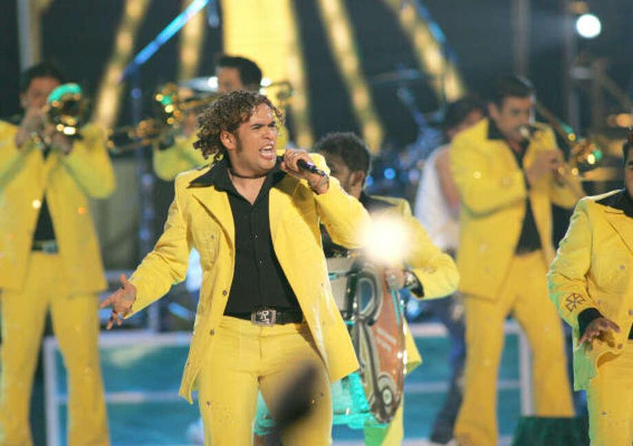 I don't listen to Banda El Recodo. Photo: Univision