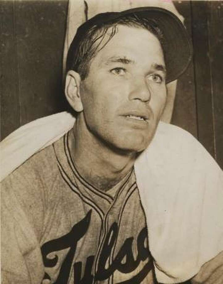 Dizzy Dean was one of the most colorful members of the 1934 St. Louis Cardinals. Known as the Gashouse Gang, they were the perfect heroes to help America through the Great Depression. Photo: ASSOCIATED PRESS