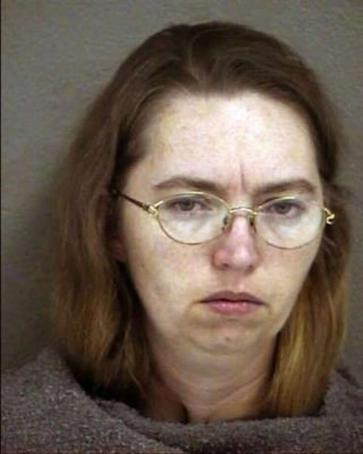 Lisa Montgomery could get the death penalty if she's found guilty in the death of 23-year-old Bobbie Jo Stinnett, who was eight months pregnant. Photo: Wyandotte County Sheriff's Department