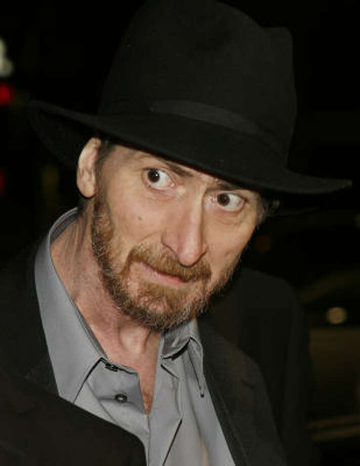 Novelist Frank Miller isn't known for happy endings. Photo: Kevin Winter, Getty Images