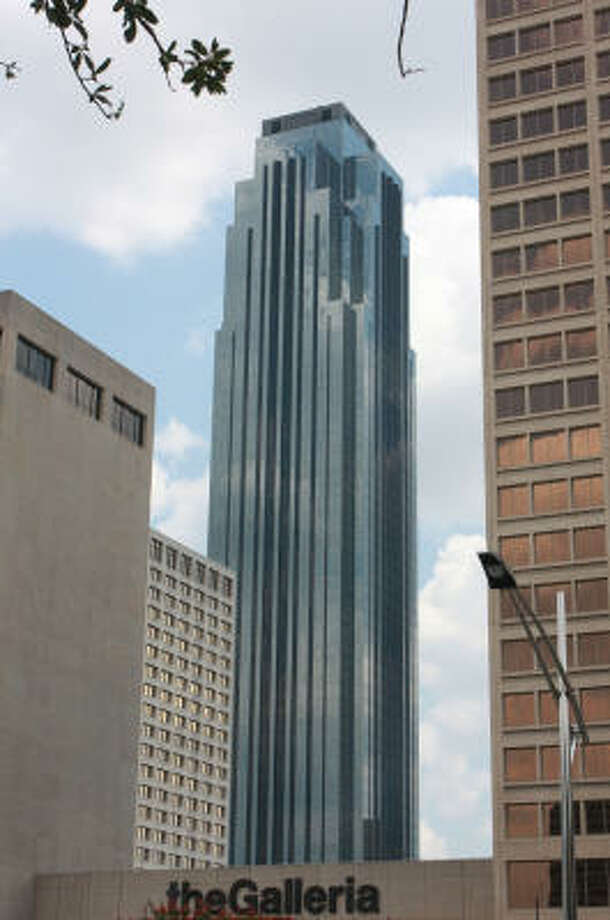 Williams Tower, formerly Transco Tower, at 2800 Post Oak Blvd. Photo: Gary Fountain, For The Chronicle