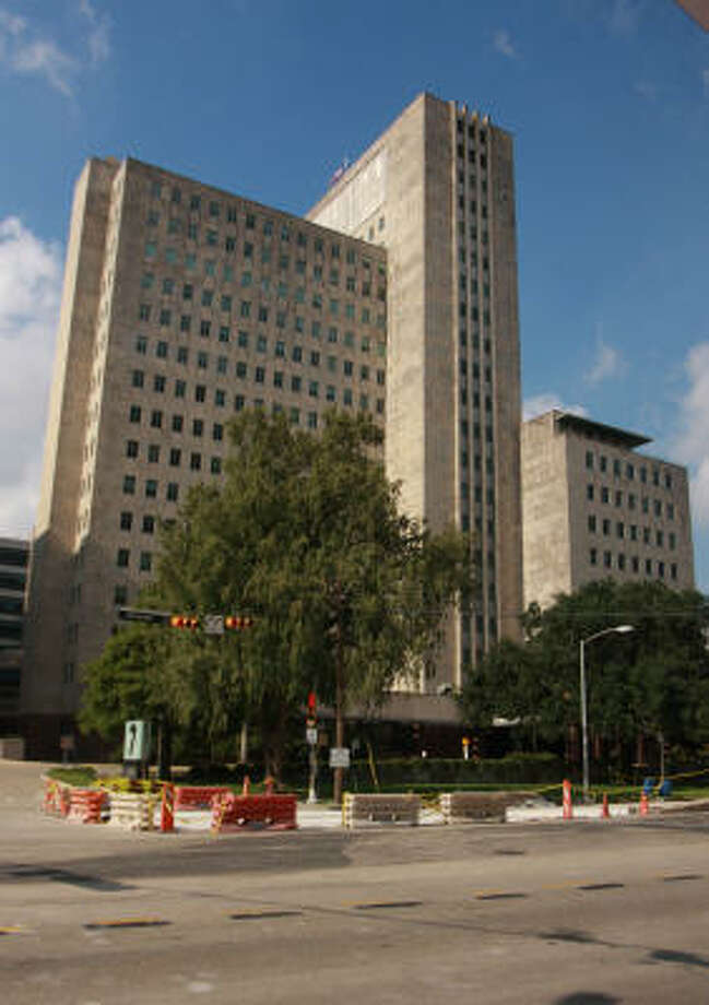 The UT Health Science Center, formerly Prudential Building, at 1100 Holcombe Blvd. Photo: Gary Fountain, For The Chronicle