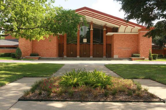 Congregation Emanu El, 1500 Sunset