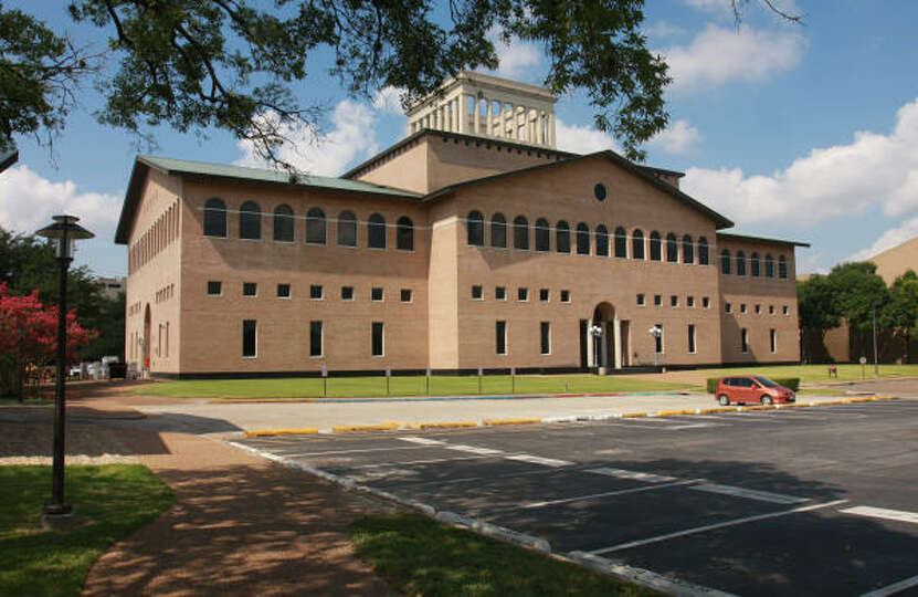 gerald d hines college of architecture building at the
