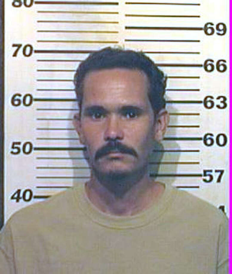Kevin Wayne Anders is shown in a Sept. 12 booking photo. Sheriff's deputies identified him as a primary suspect in the death of Hanna Mack. Photo: Navarro County Sheriff's Department, AP