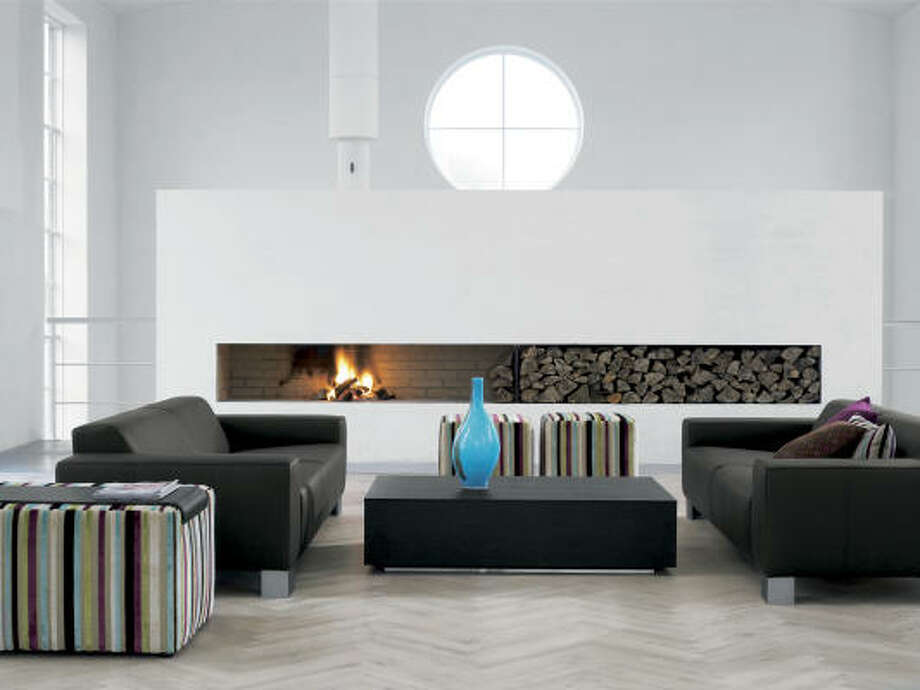 Seating and accessories from BoConcept. Photo: BoConcept