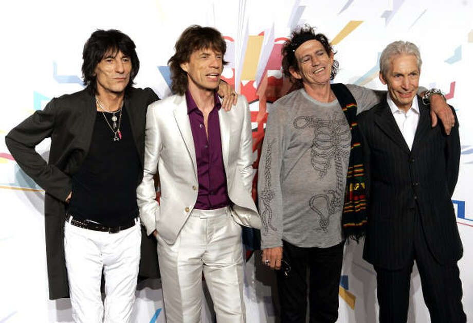 KUHT is making a return to special programming during its March pledge drive, which includes Rolling Stones Rock and Roll Circus at 10:30 p.m. Saturday. Photo: ANTONIO CALANNI, Associated Press