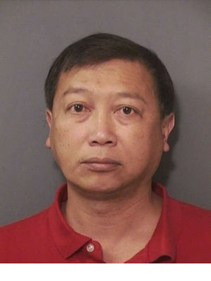 Deputy Wilbert Jue, 52, was fired from his job in Precinct 1 Constable Jack Abercia's office. Photo: Harris County Sheriff's Office